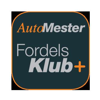 AutoMester Fordelsklub + logo